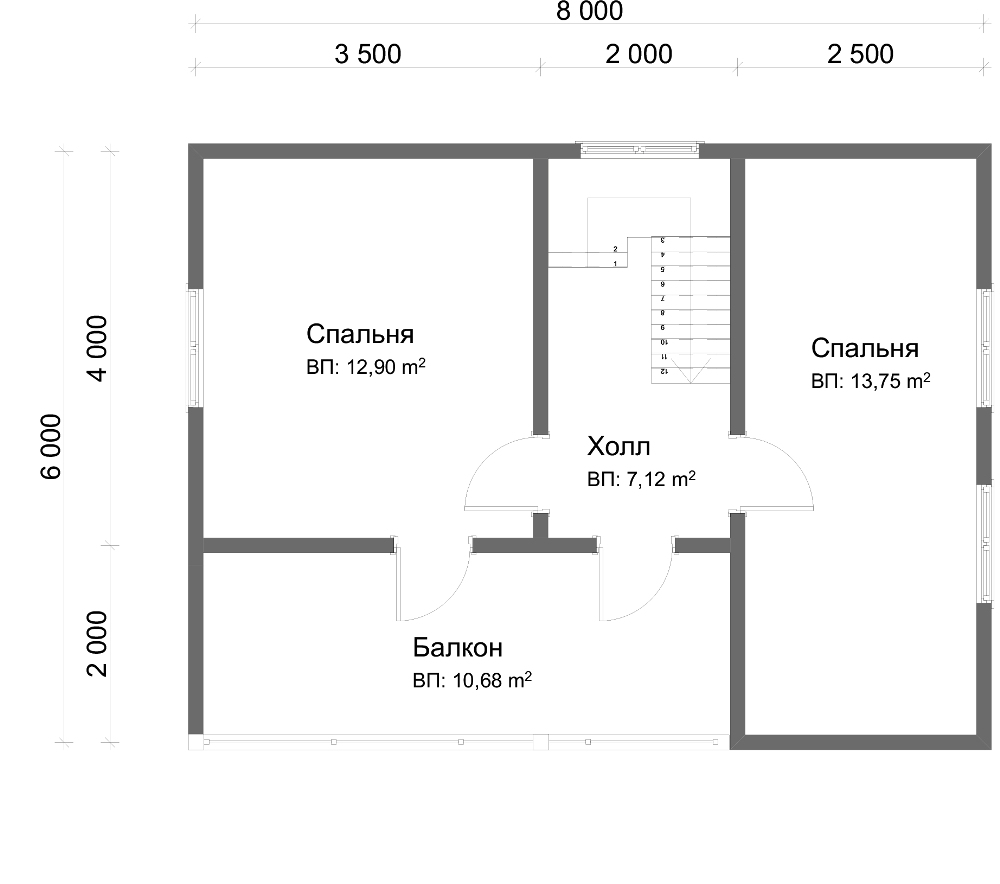 banya-iz-brusa-6x8-s-mansardoi-planirovka-2etazh