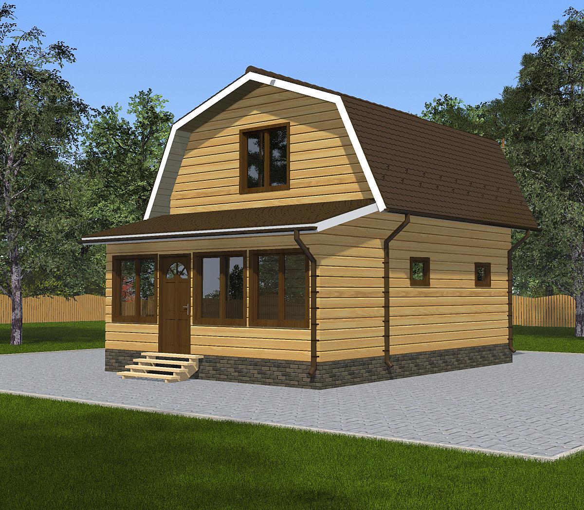 banya-iz-brusa-6x6-s-verandoi-fasad1