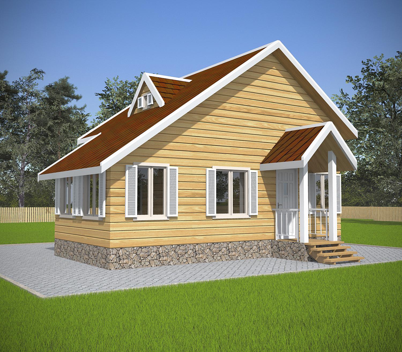banya-iz-brusa-6x8-1.5-etazha-s-mansardoi-fasad2